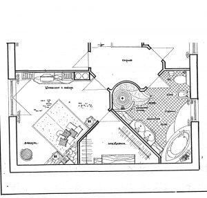 Aus 2 Zimmern wird ein Luxusbad mit Schrankraum und Schlafzimmer