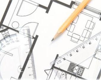 Planen, entwerfen, Wohnraum planen