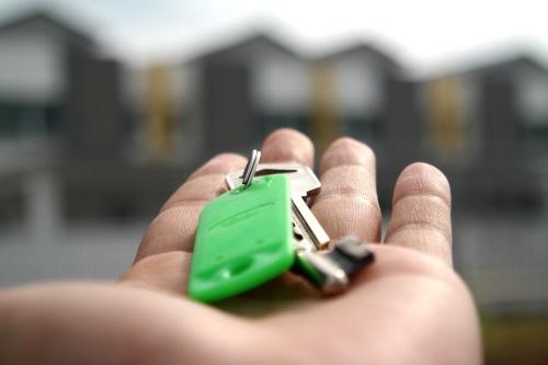 Wohnungsschlüssel Übergabe
