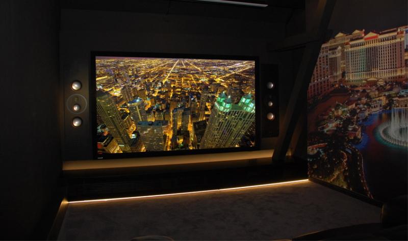 Heimkino im Wohnzimmer •6500€ plus - hochwertige Akustik – ggf. eigener Kinoraum