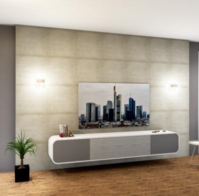 Heimkino im Wohnzimmer •3000€ plus - realistisch für eine solide, technische Ausstattung